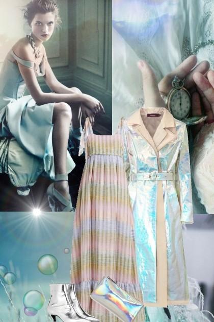 Iridescent - Модное сочетание