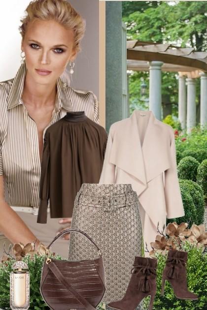 Elegance speaks- Fashion set