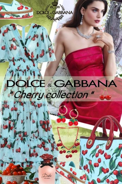 Cherry Collection- Fashion set