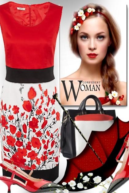 Confident woman- Fashion set