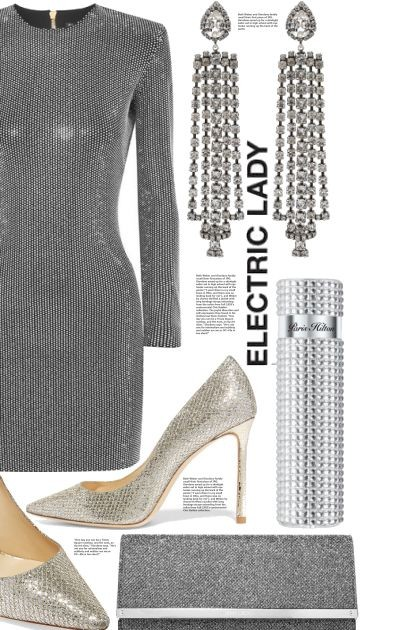 electric lady- Fashion set