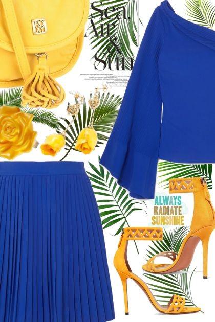 sea&sun- Fashion set