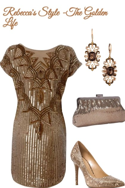The Golden Life- Fashion set