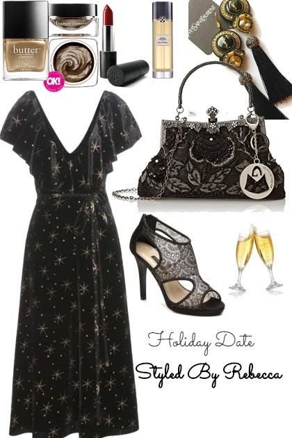 Holiday Date- Fashion set