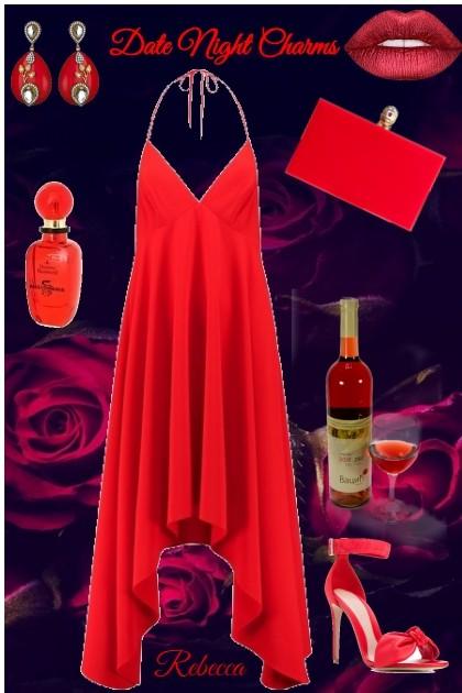 Date Night Charms- Fashion set