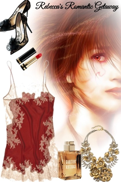 Romantic Getaway- Fashion set