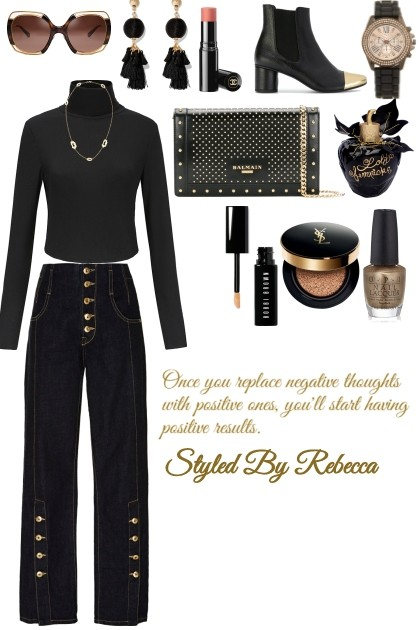 STRENGTH FOR THE DAY - Fashion set