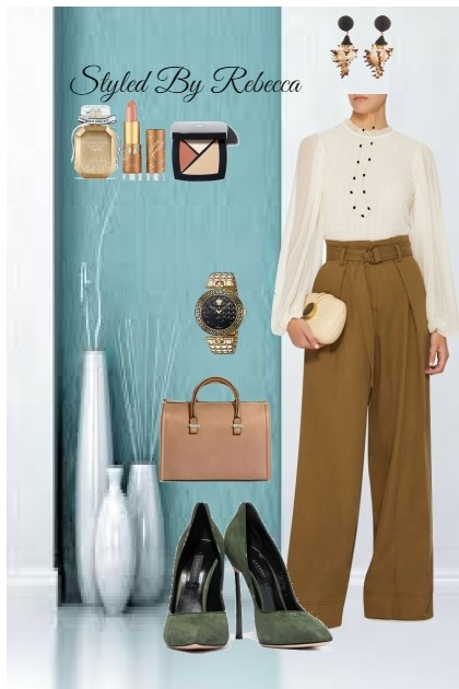 Business Style For Lunch- Fashion set