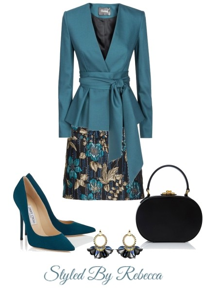 Diva In The Meeting- Fashion set