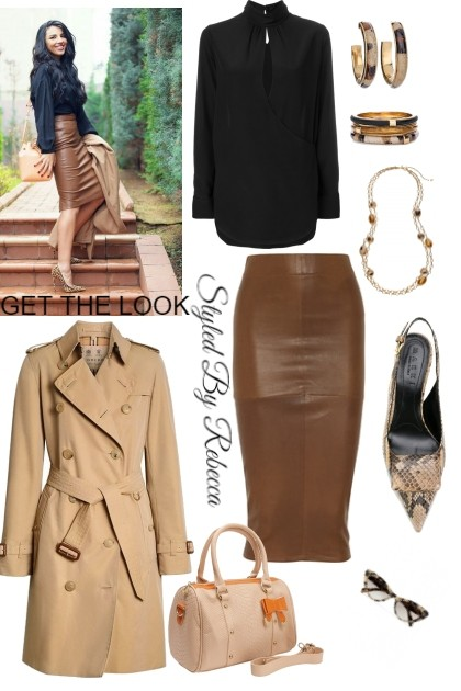 A Get The Look Work Style1/10- Fashion set