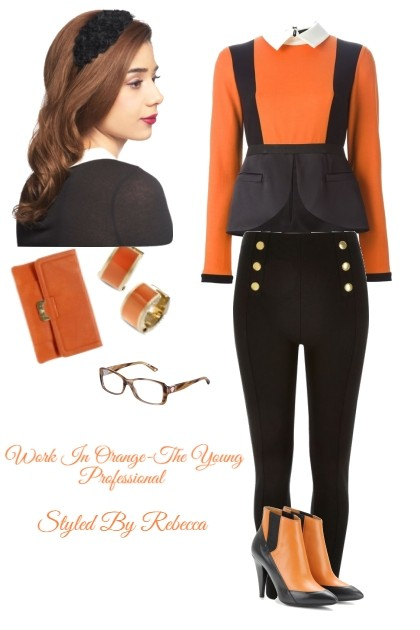1/10 Young Professional Look - Fashion set