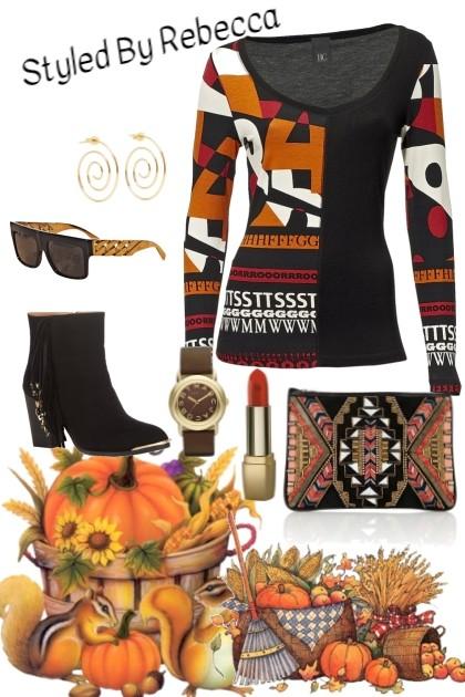 Harvest Fashion- Fashion set