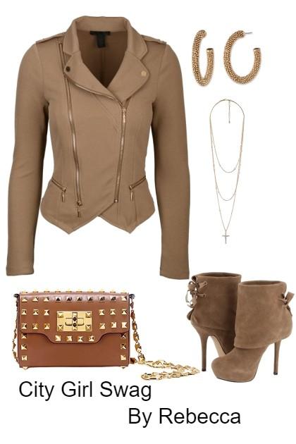 City Girl Swag For 1/11/19- Fashion set