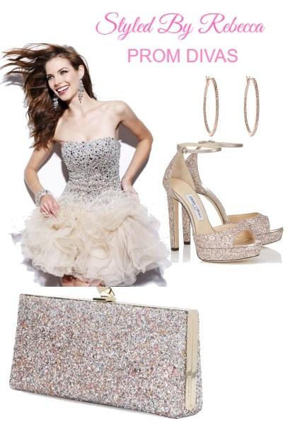Prom Divas Set1- Fashion set