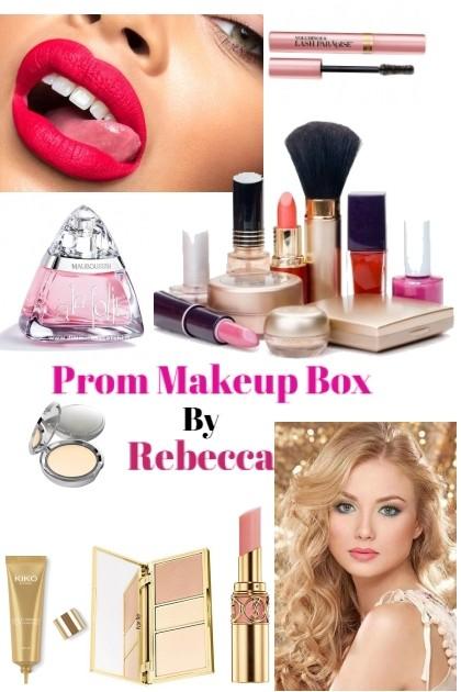 Prom Makeup Box - Fashion set
