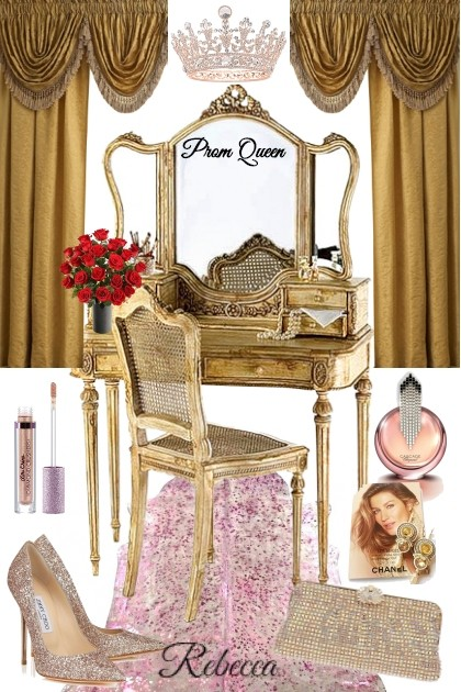Prom Queen- Fashion set