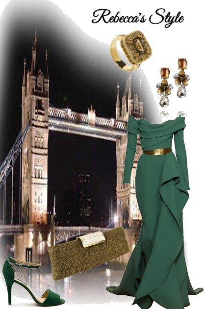 London Appearance- Fashion set