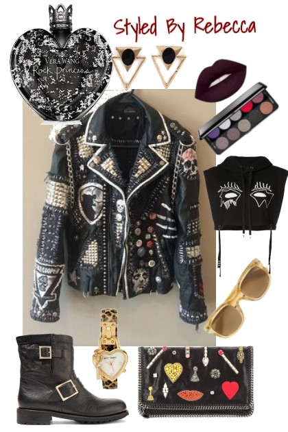 Rock Princess- Fashion set