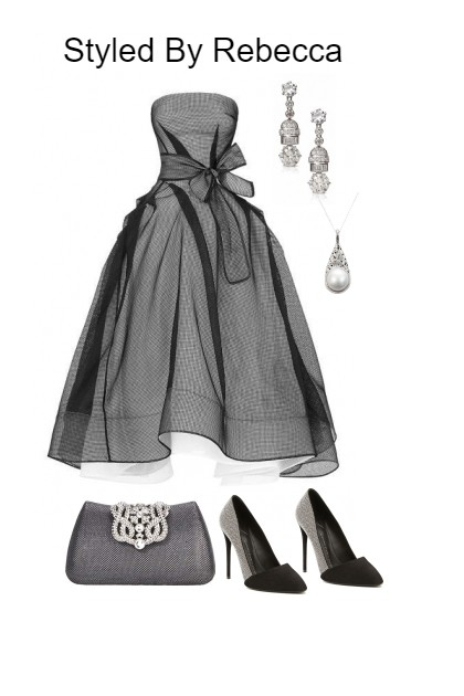 50's Lunch Date- Fashion set