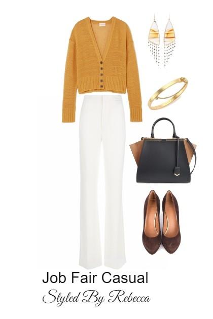 Job Fair Style 1/23- Fashion set