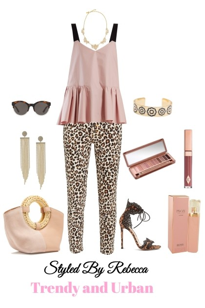 Trendy and Urban- Fashion set