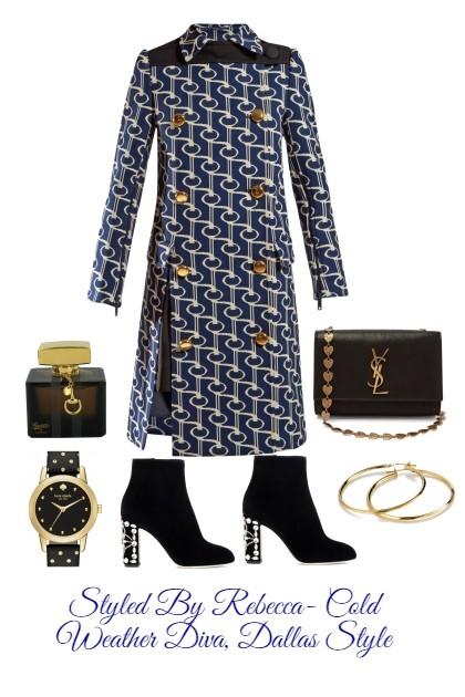 Dallas Texas Cold Weather Diva Looks- Fashion set