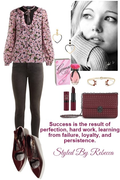 Success For A Tech Girl- Fashion set