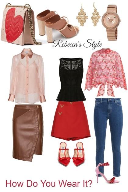 How Do You Wear It?- Fashion set