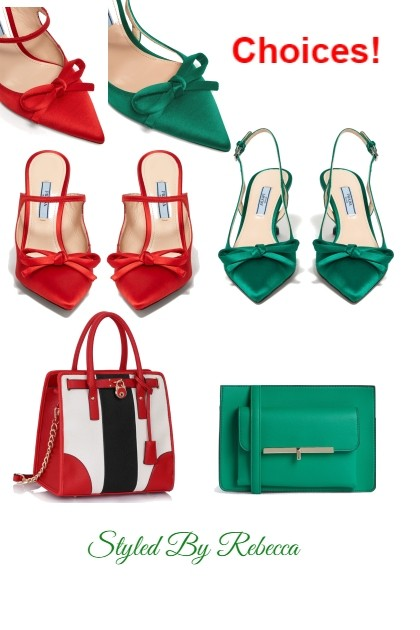 choices!- Fashion set