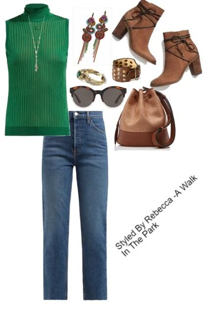2/11 A Walk in The Park- Fashion set