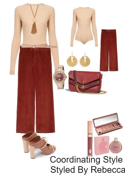 coordinating style- Fashion set