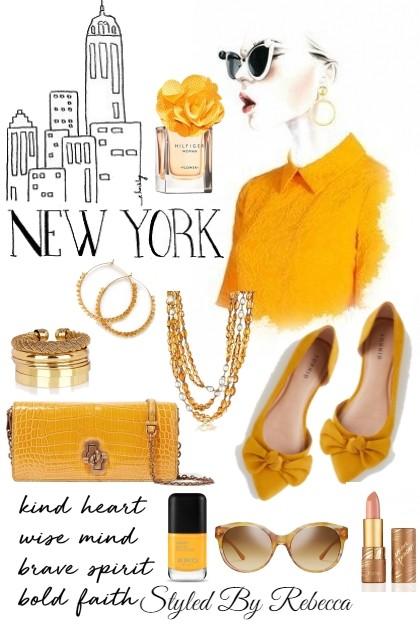 New York Shine- Kreacja