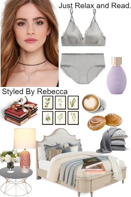 Just Relax and Read- Combinaciónde moda