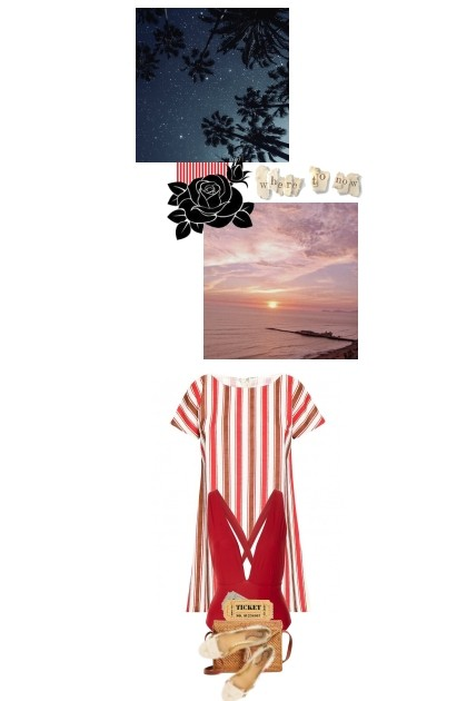 City to beach- Fashion set