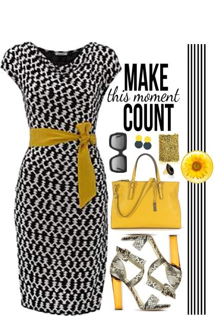 Make this Moment Count- Fashion set