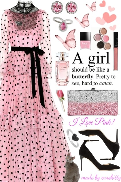 dc5ae94e90e81 A Girl Should Be Like Butterfly! - Thank God I  Fabulous! Collection ...