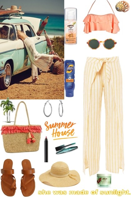 Beach Day- Fashion set
