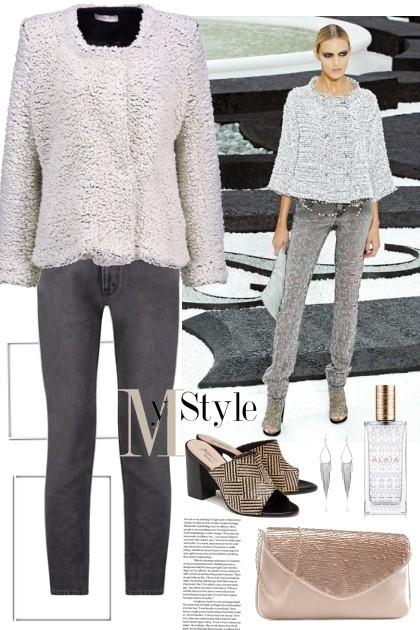 Look 444- Fashion set