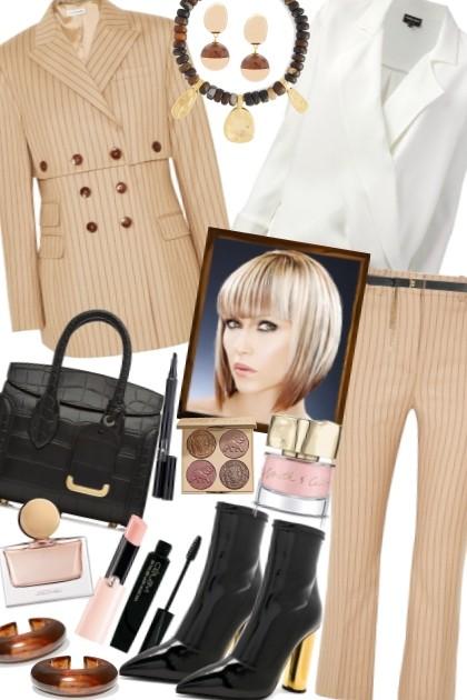 Work Wear: Autumn- Модное сочетание
