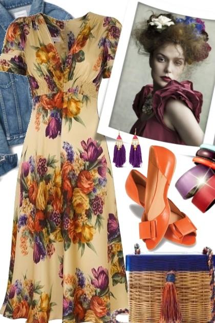 Lovely Day- combinação de moda