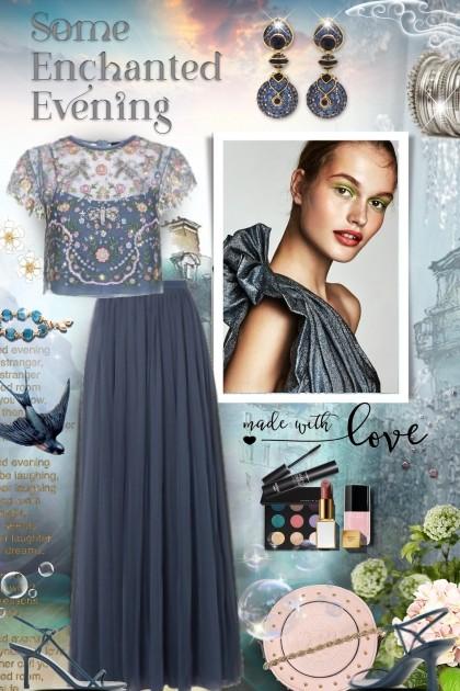 Some Enchanted Evening- Fashion set