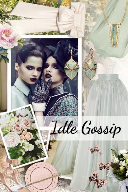 Annual Summer Rose Show- Modna kombinacija
