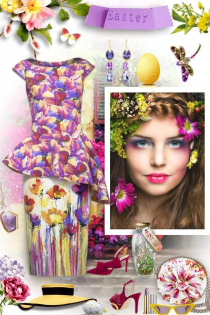 Easter- Fashion set