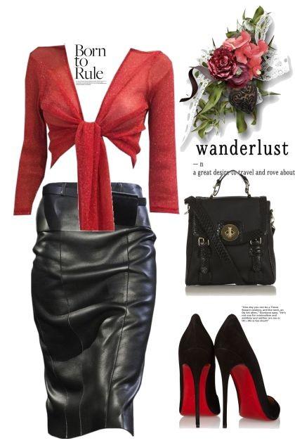 Wanderlust- Fashion set