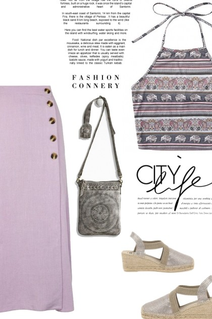 Cool Summer- Fashion set