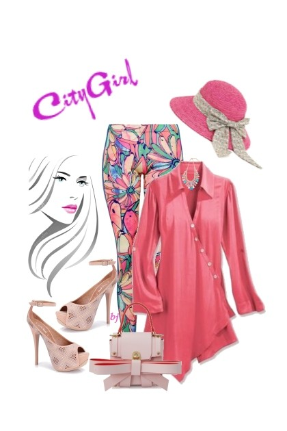 CityGirl- Fashion set