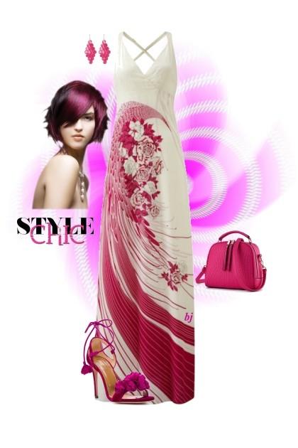 Style Chic- Modna kombinacija