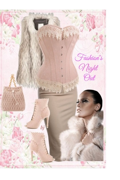 Fashion's Night Out- Fashion set