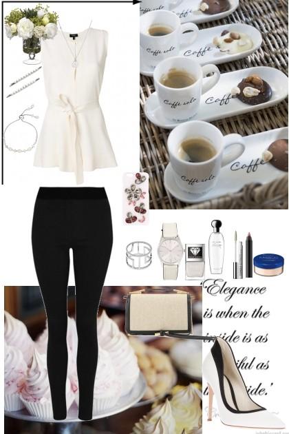 Coffe- Fashion set