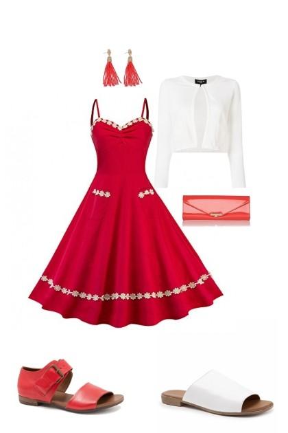 Talia   Jory Canada Day 2/3- Fashion set